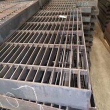 北京钢格板厂家 化工厂脚踏板 金属盖沟网板