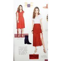 品牌女装加盟店歌迪利尔广州沙河服装批发网时尚女装批发一手货源