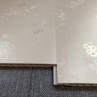 厂家供应石塑钢护墙板400*9平面石塑内墙板零甲醛防水