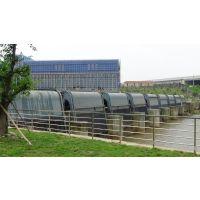河北昊宇水工HQN-4.0*11.5米-90º回转清污机加工定制价格合理