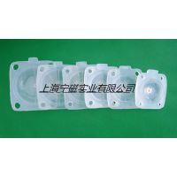 卫生级透明硅胶膜片专供药厂DN25隔膜阀膜片