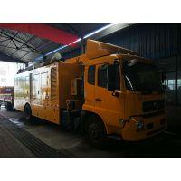 应急救援抢险电源排水泵车