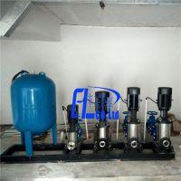 广州丰立DWS无负压供水设备 无负压变频供水设备 不锈钢管网叠压供水设备