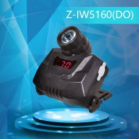 质量保证3W智能感应防爆头灯/防爆调光头灯/防爆防水充电头灯