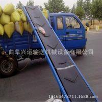 卫生纸纸巾装车圆管皮带输送机 不锈钢框架输送机