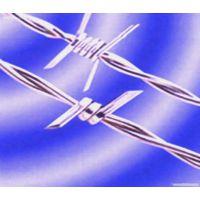 孟业果园防护网镀锌刺绳刺铁丝刺线刺滚儿铁蒺藜
