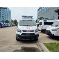 国五医疗救护车厂家销售电话