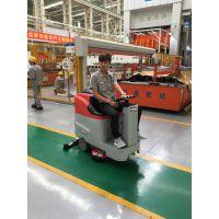 舒博威牌 BR660驾驶式洗地吸干机