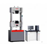 2018新品WAW伺服式钢筋拉力试验机