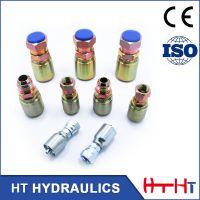 惠阳伊顿液压胶管接头厂家长期加工定制