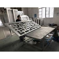 供应德普龙符合国家标准的窗户幕墙铝窗花出售价格