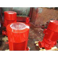 安装系统消火栓泵 恒压切线泵规格XBD6.0/45-100-HY高扬程切线泵 稳压泵