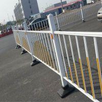 专业生产交通设施市政交通安全锌钢道路护栏 道路中间锌合金护栏