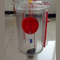厂家直销透明圆形定量杯 母猪计量杯w