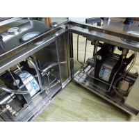 供应台州菲恩特ZLS气动液体增压系统/不锈钢液体增压单元