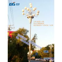 山西灯谷照明DG-002不锈钢中华灯6——12米