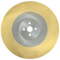 厂家供应JULIN老虎头切铁铜铝超薄锯片HSS高速钢锯片