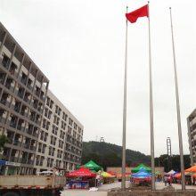 新云 优质升国旗装置旗杆 苏州国旗杆 工厂企业专用