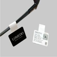 常州泉辰印刷 眼镜吊牌标签定做 防伪标签印刷 牛皮纸眼镜标签
