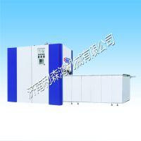 吸塑机清晰大图供应山东TM2480A真空吸塑机 专业橱柜门用的覆膜机