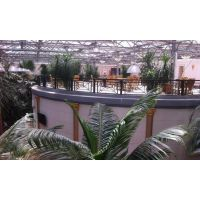 内蒙大型游览娱乐一体型生态温室20000平米厂家价格