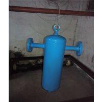 MQF-80空气过滤设备、不锈钢气体除水干燥旋风汽水分离器厂家