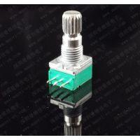 电位器扩音机混响电位器B10KA10K电位器旋转单联电位器