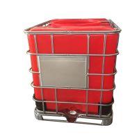 常州1000LIBC集装桶批发  方形吨桶规格