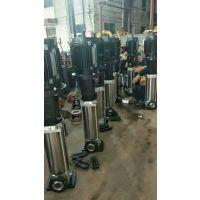 QDLF多级增压泵 QDL16-100 11KW 扬程:118M 江西抚州众度泵业 不锈钢无泄漏