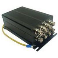 沃盾防雷供应8路视频防雷器 机架式防雷模块 BNC接口防雷 硬盘录相机防雷器
