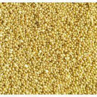 竹中超细 彩色 河北玻璃微珠 生产厂家 美缝剂 金色 高性能 玻璃微珠