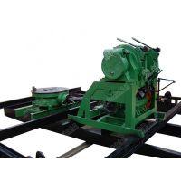 SPJ系列磨盘钻机散装式转盘钻机