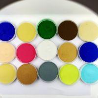 厂家烧结染色玻璃微珠 多规格 可定制 不掉色美缝剂彩色玻璃微珠