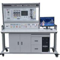 JMH-03B型 网络型PLC可编程控制器、变频调速及电气控制实验装置