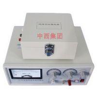 中西 高绝缘电阻测量仪全套,含电极 型号:SA15-ZC36 库号:M11490