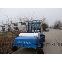 小林208B柴油型道路扫地车超大2.8米工作面坚固耐用扫路车