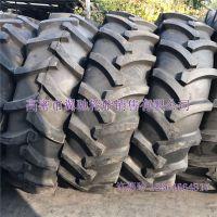 厂家批发昆仑 18.4-34农用机械轮胎 大马力后轮 高层级 耐磨