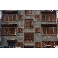 广州德普龙木纹铝窗花加工定制厂家特卖