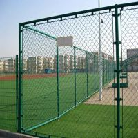 安徽无为球场护栏 围栏 养殖围网 园林围栏 小区隔离网 草坪PVC护栏
