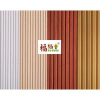 生态长城板 195长城板 PVC木塑墙板 凹凸包覆转印板材 广告门面装修建材