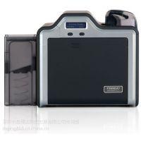 Fargo HDP5000单双面证卡打印机|HDP5000单双面覆膜机