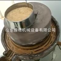 五谷杂粮石磨机 振德牌 电动石磨豆浆机 麻汁磨 厂家直销