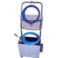 换热器 蒸发器 冷凝器 预热器管道 推车式中央空调通炮机