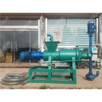 养猪场需要的粪便处理机器 猪粪脱水设备 润众