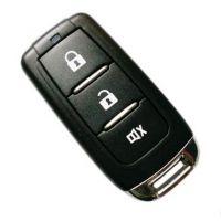 金属3键遥控器无线发射器报警配件 315/433射频控制器可定制