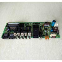 发那科α主轴控制卡A20B-2100-0253铜基板刚性双面电路板控制板特价
