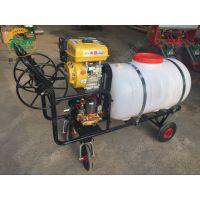 背负式农用四冲程汽油机高压喷雾器 润华 园林机械植保杀虫喷雾器