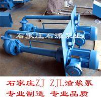 衬胶长轴渣浆泵_萍乡渣浆泵_200SV-SP(R)渣浆泵