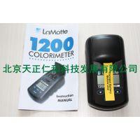美国雷曼LaMotte余氯分析仪-1200 符合美国EPA标准的测量方法