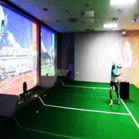 室内模拟网球北京厂家